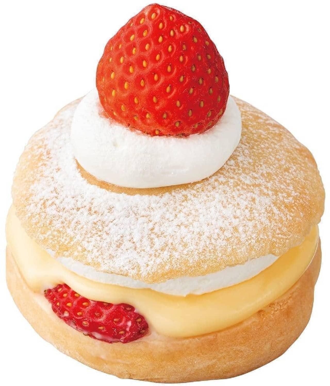 不二家洋菓子店「創業祭 アメリカ式ショートケーキ」