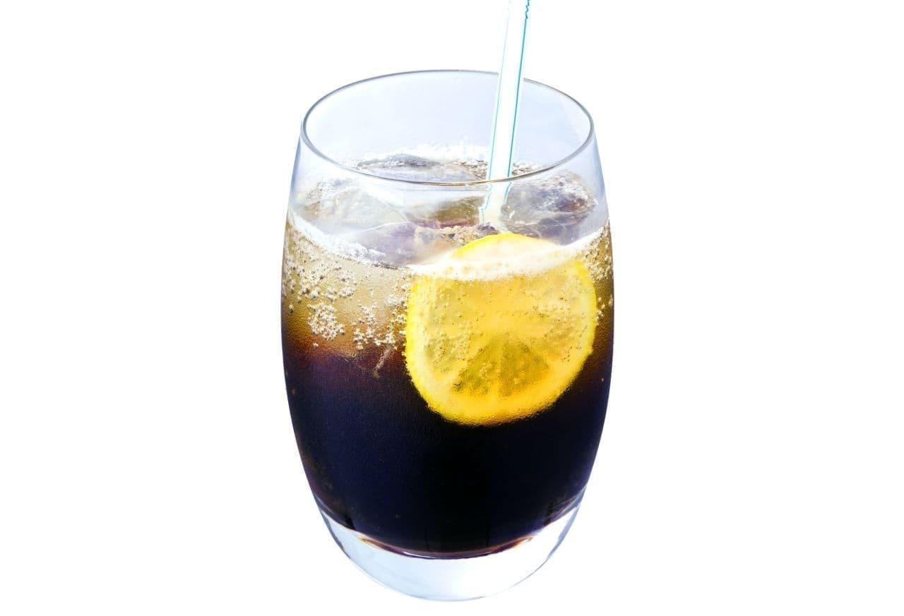 牛角「ブラックティ-ソーダ」