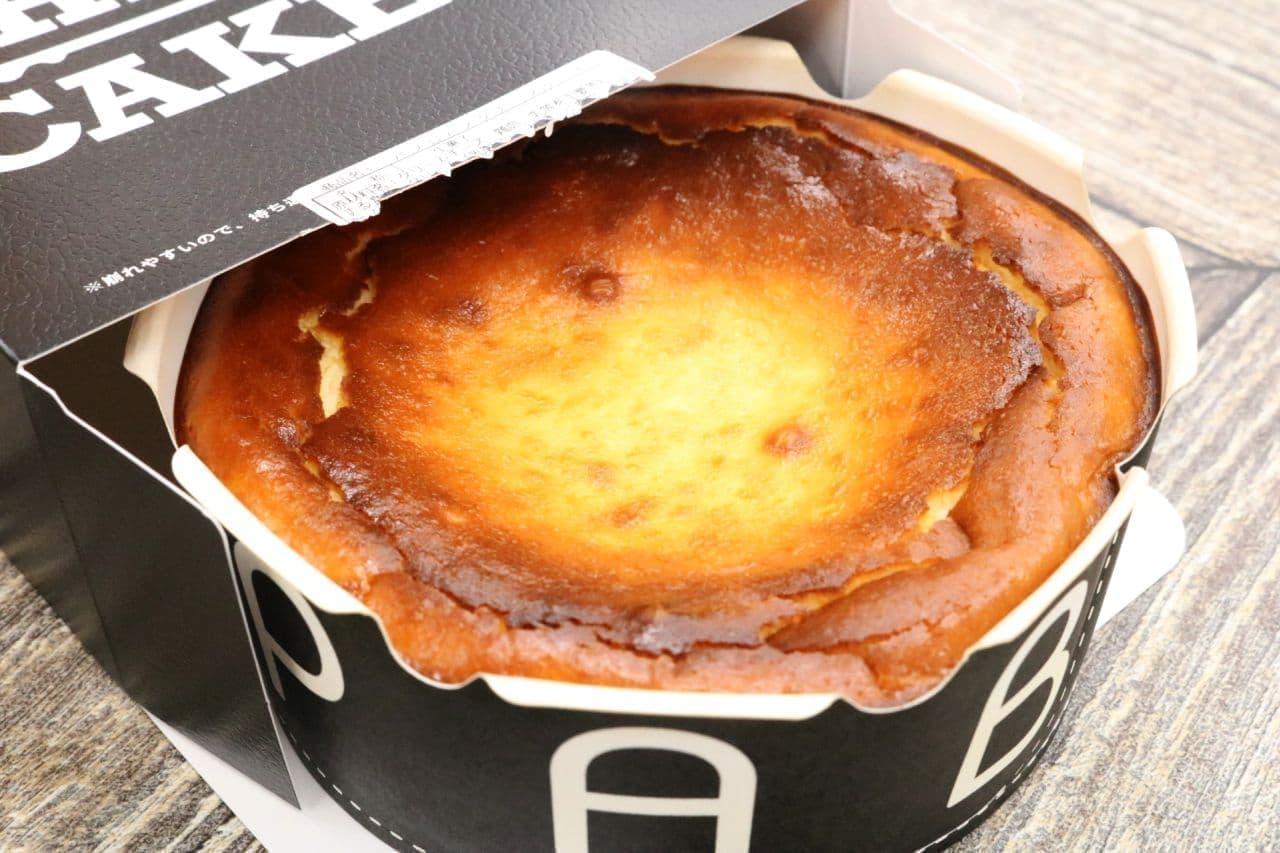 パブロ「バスクチーズケーキ」
