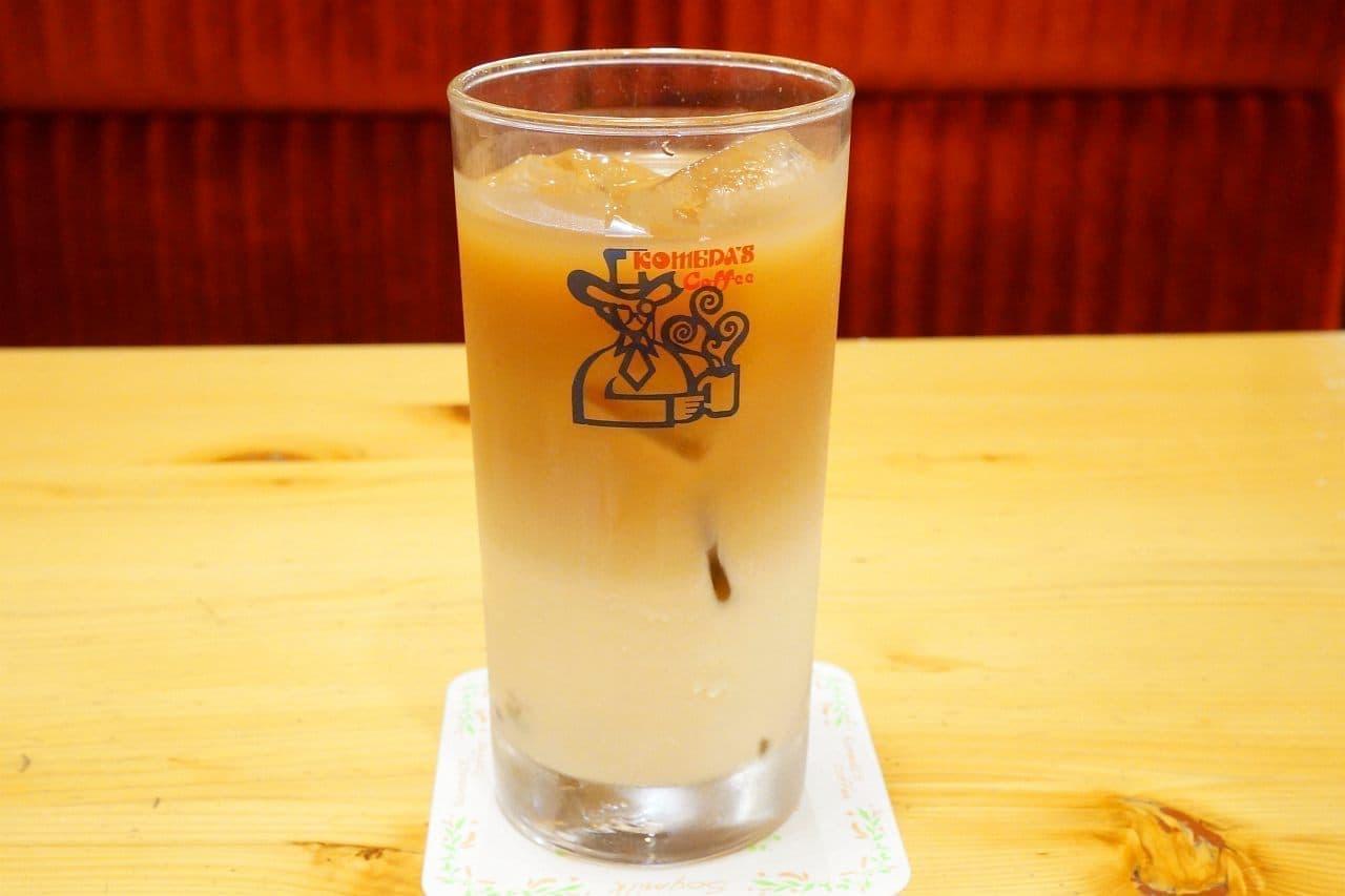 コメダ珈琲店「小豆小町 桜」