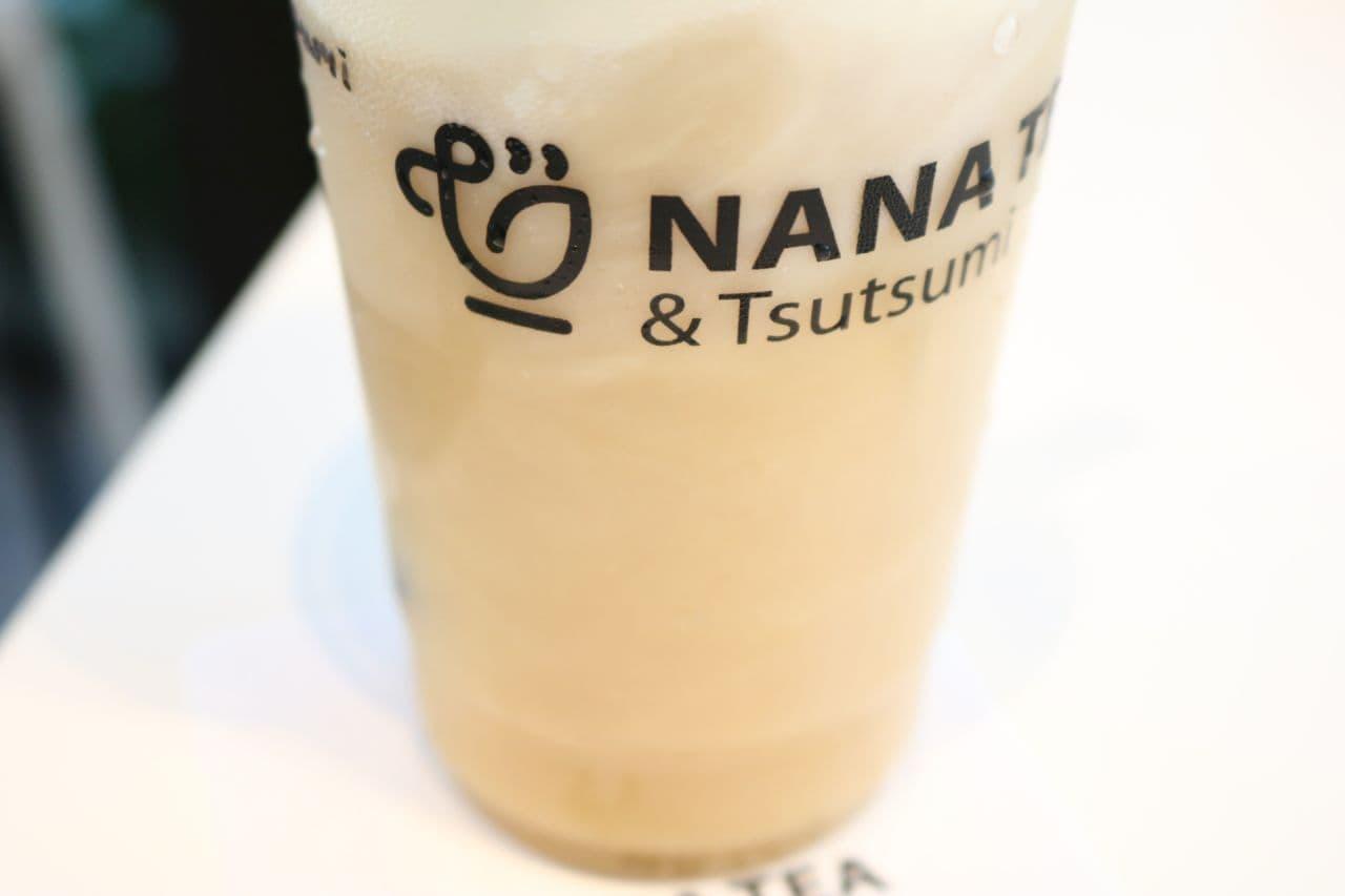 表参道「NANATEA and Tsutsumi」
