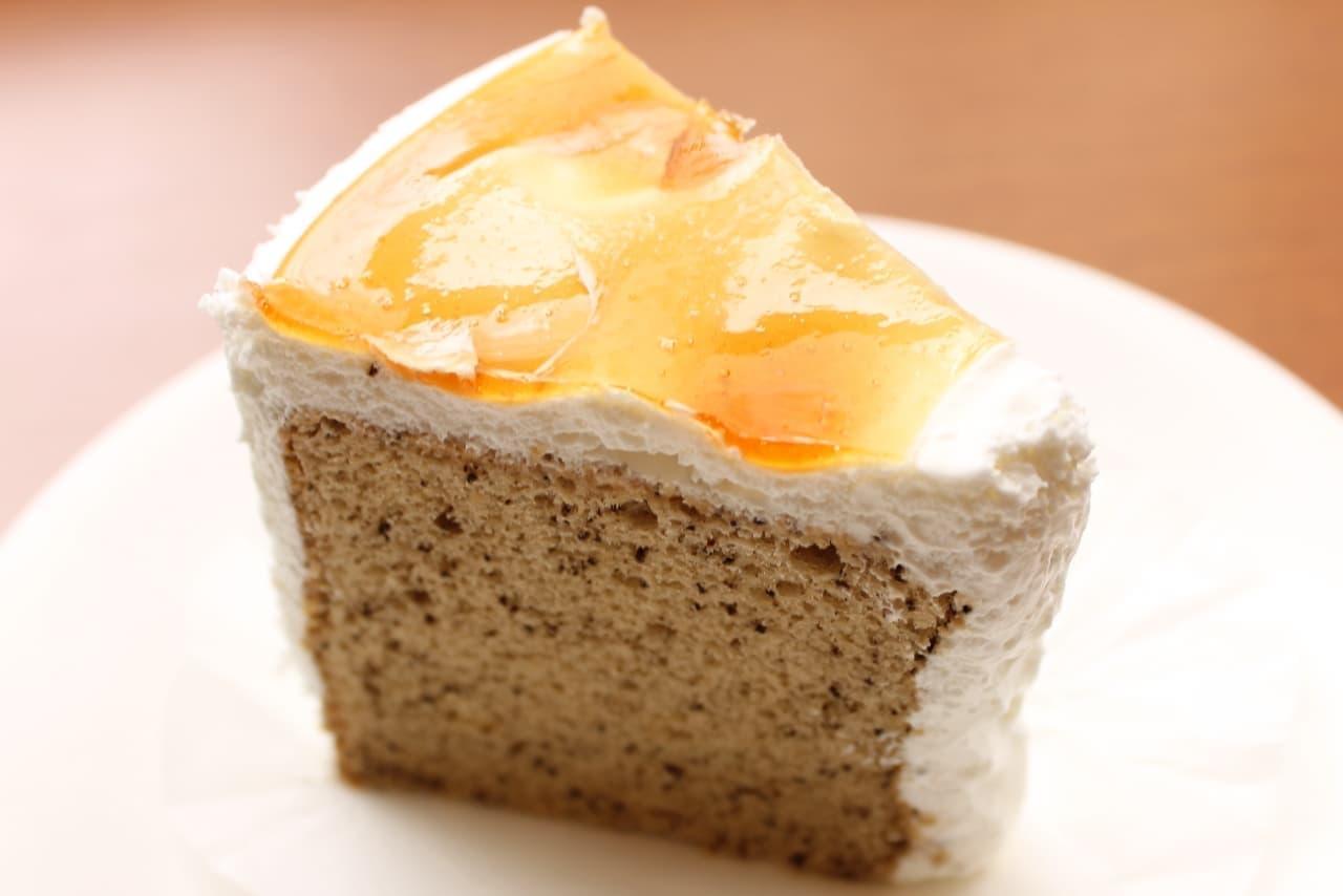 カフェ・ド・クリエ「ミルクティーシフォンケーキ」