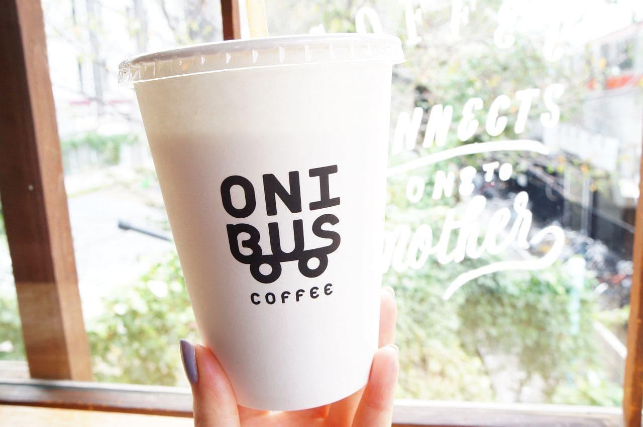 ONIBUS COFFEEの水出しコーヒー