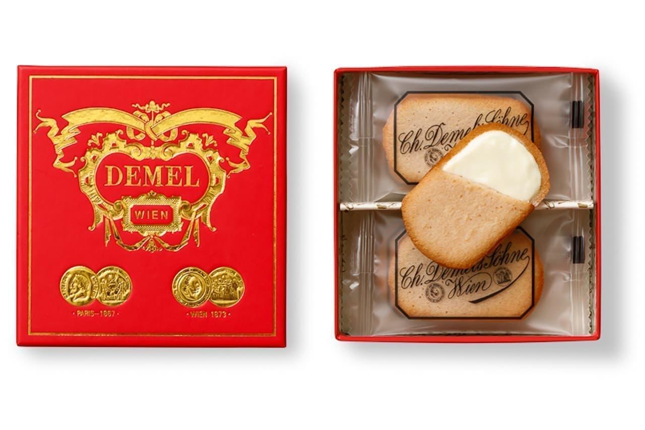ウィーン菓子「デメル」に冬の限定商品