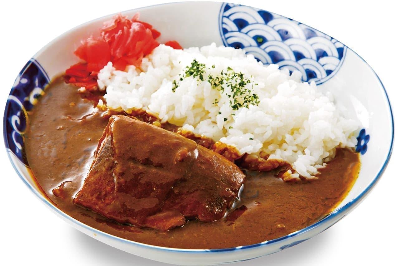 磯丸水産「鯖カレー」