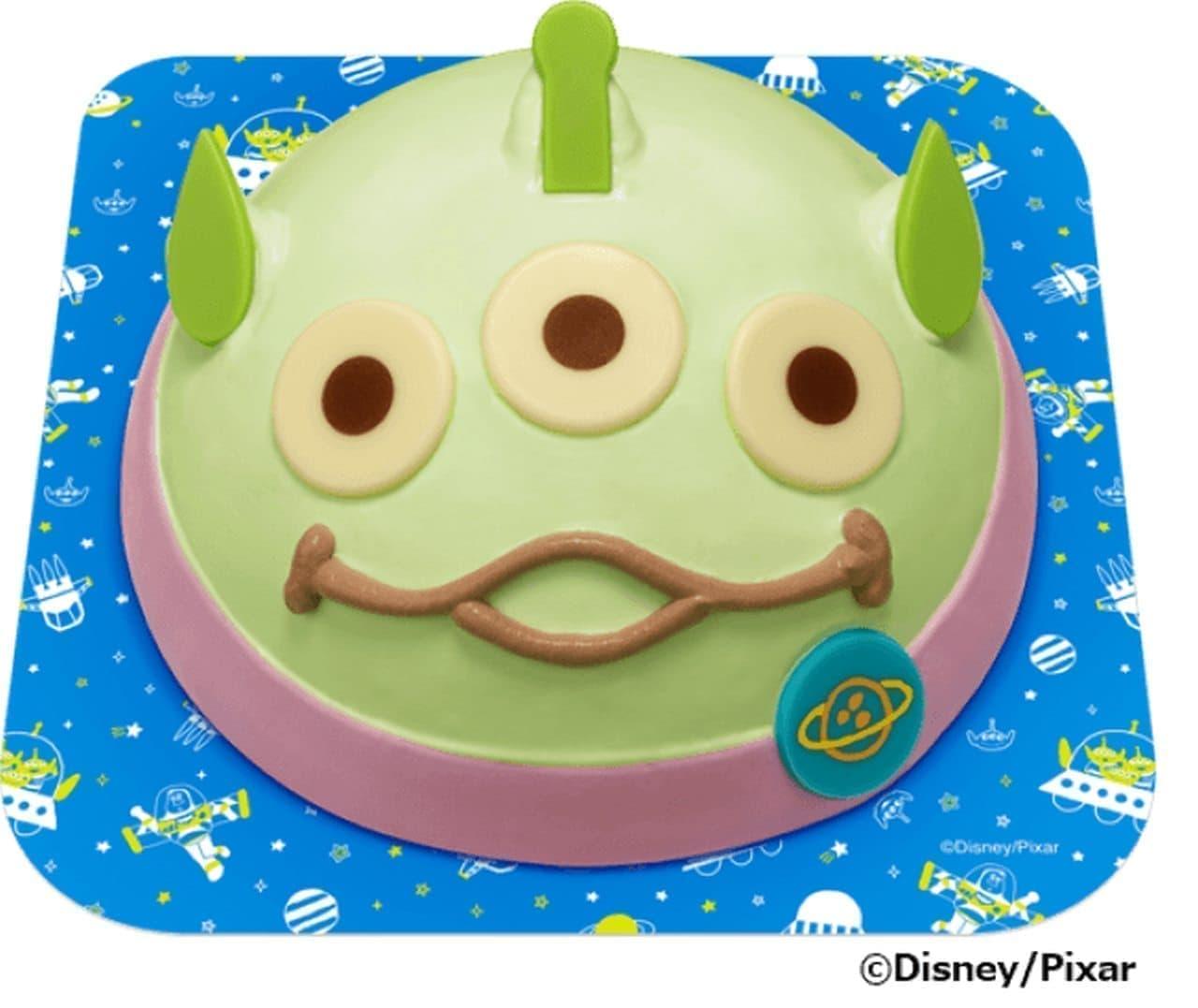 サーティワンのアイスケーキ「'エイリアン'」