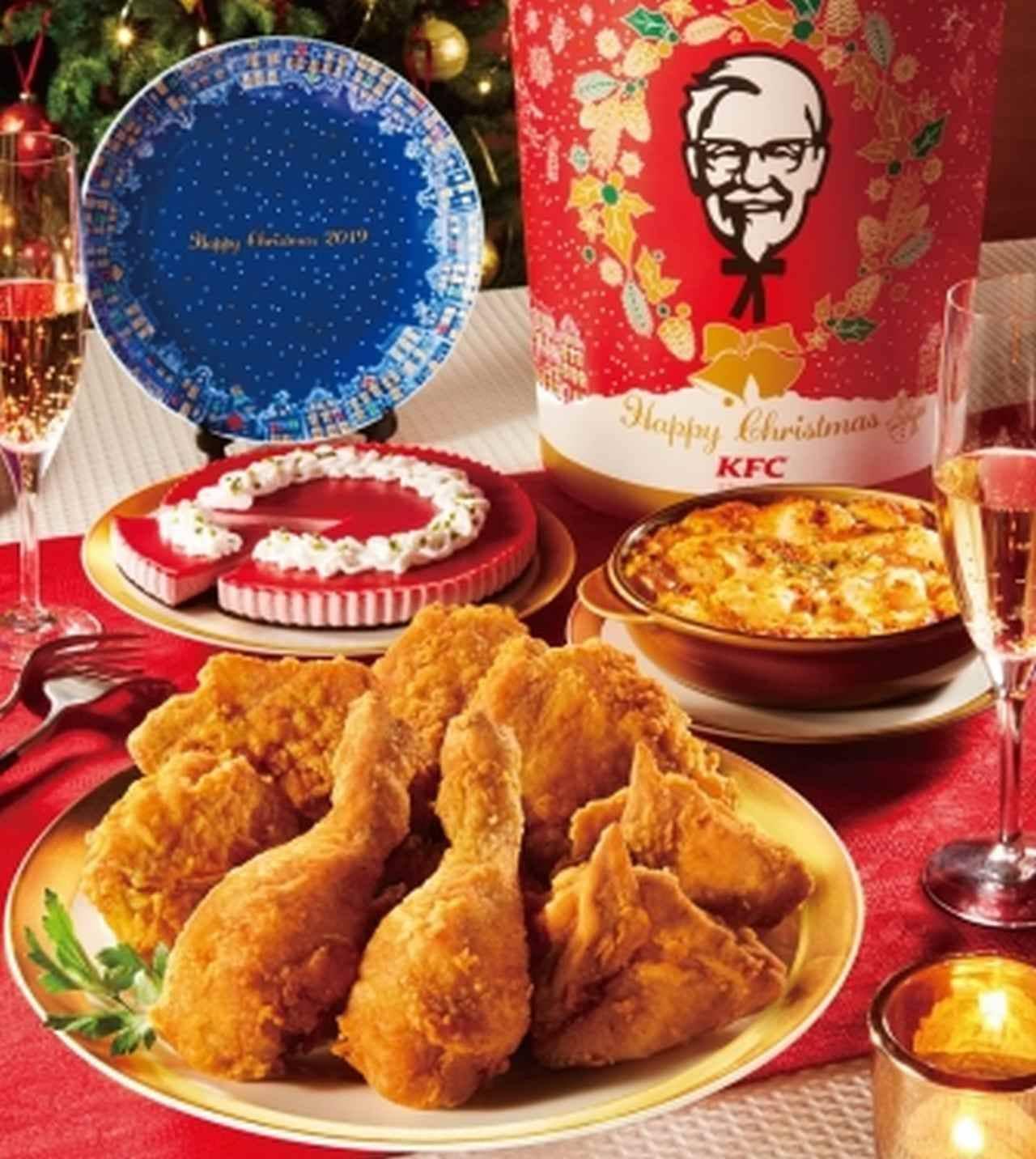 ケンタッキー「クリスマスキャンペーン」