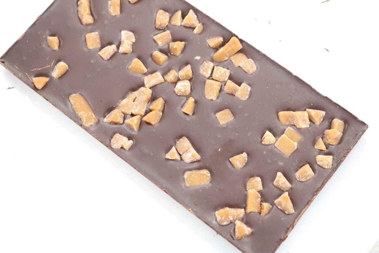ジョニードゥードルの板チョコ