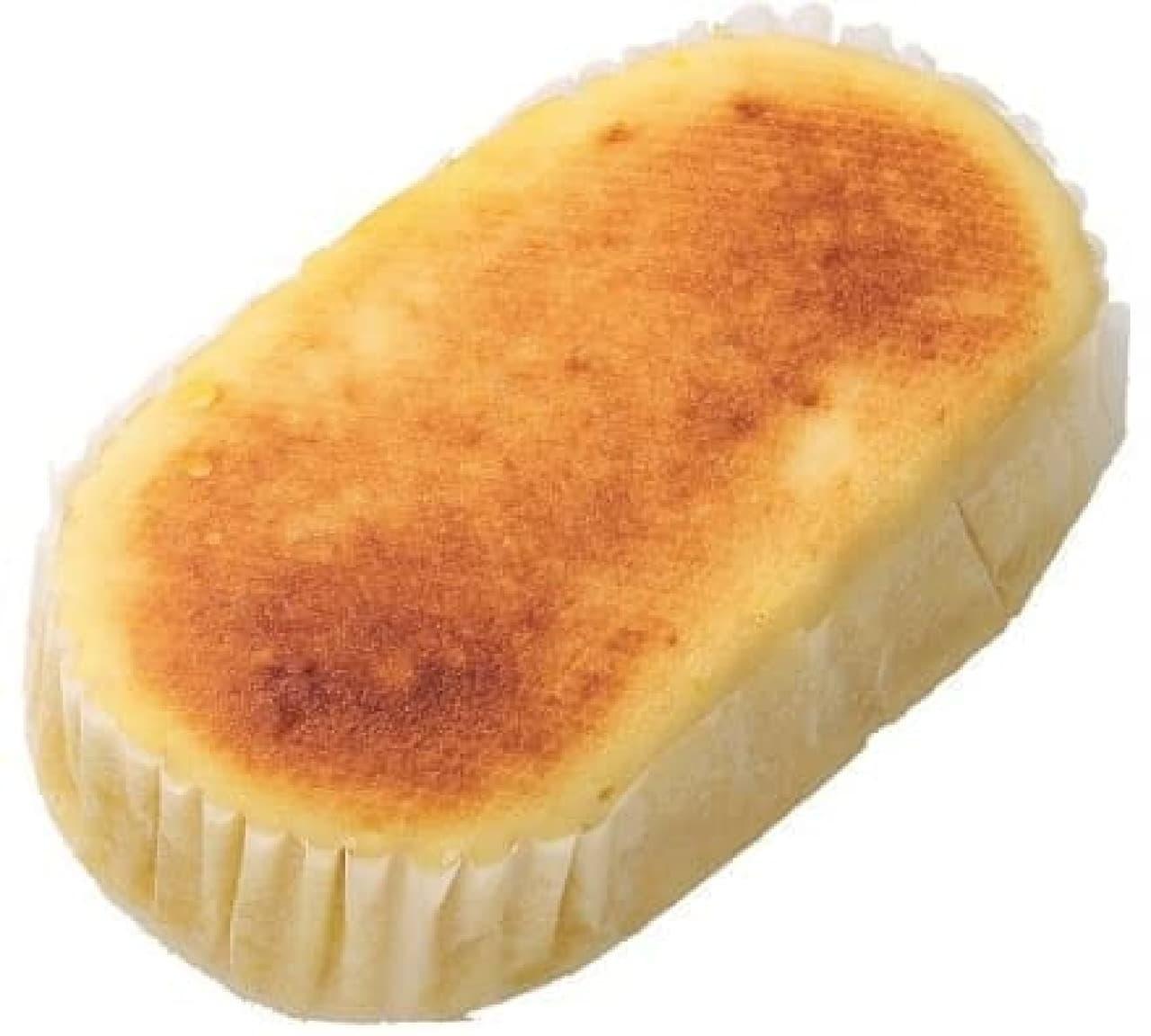 ローソンストア100「焼きいも風蒸しパン」