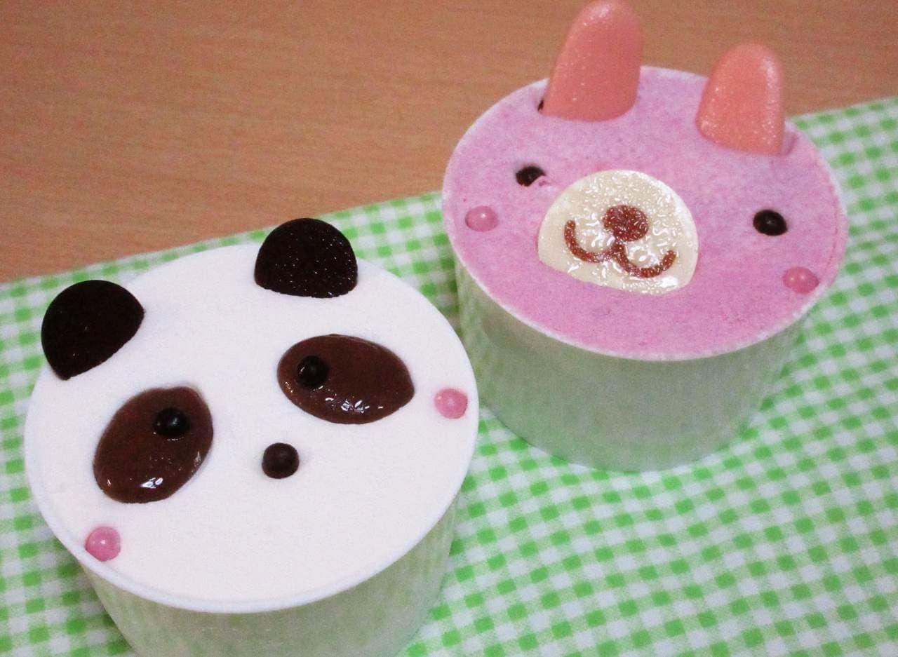 """シャトレーゼの""""七五三ケーキ"""""""