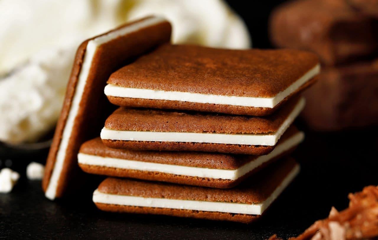 季節限定商品「ショコラ&マスカルポーネクッキー」