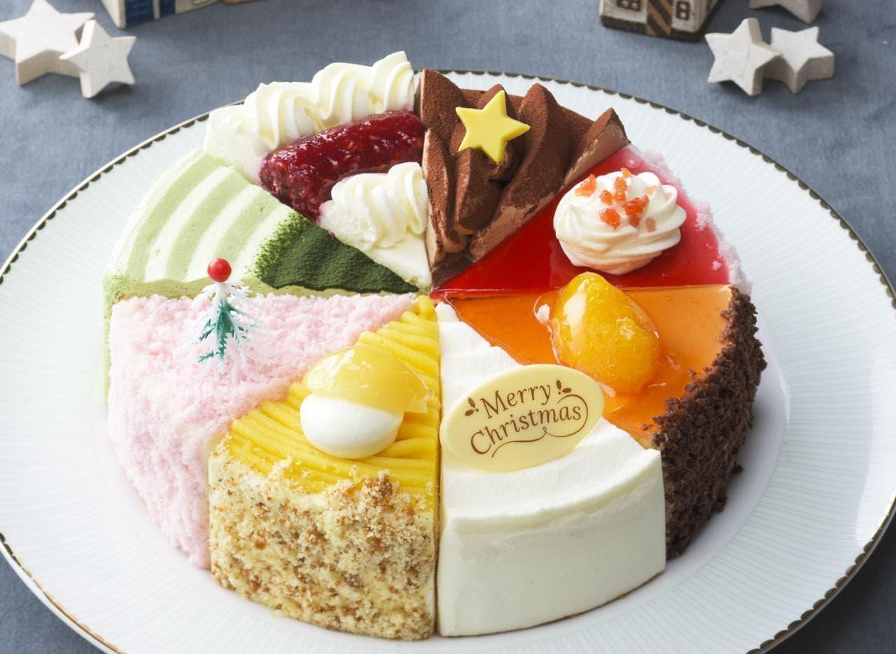 銀座コージーコーナー「クリスマスアソート」