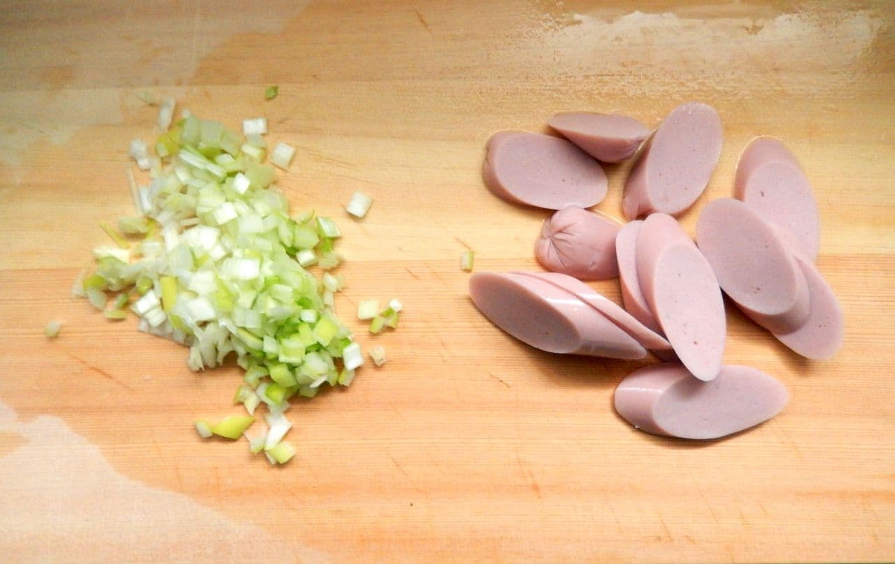 魚肉ソーセージのおつまみレシピ