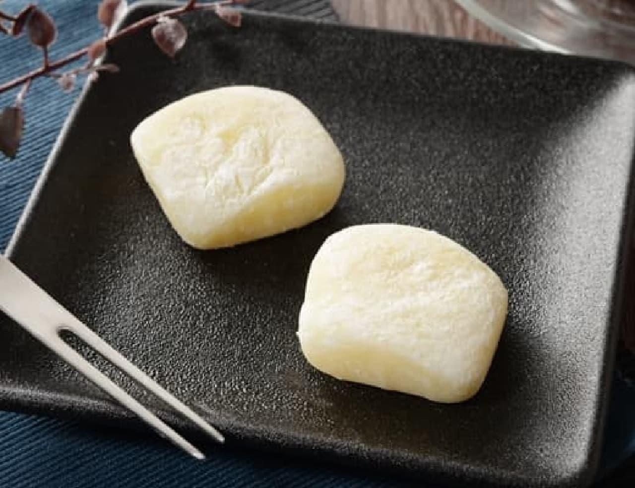 ローソン「モチーズ -もちもち~ず北海道チーズ-」