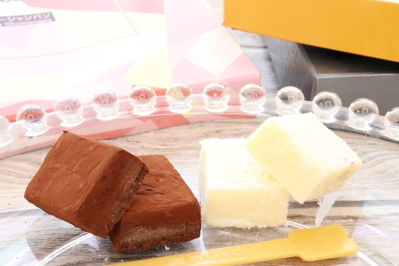 ロイズの生チョコレート