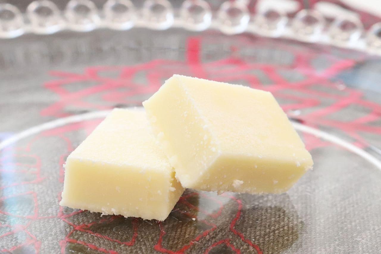 ロイズの生チョコレート「レアチーズケーキ」