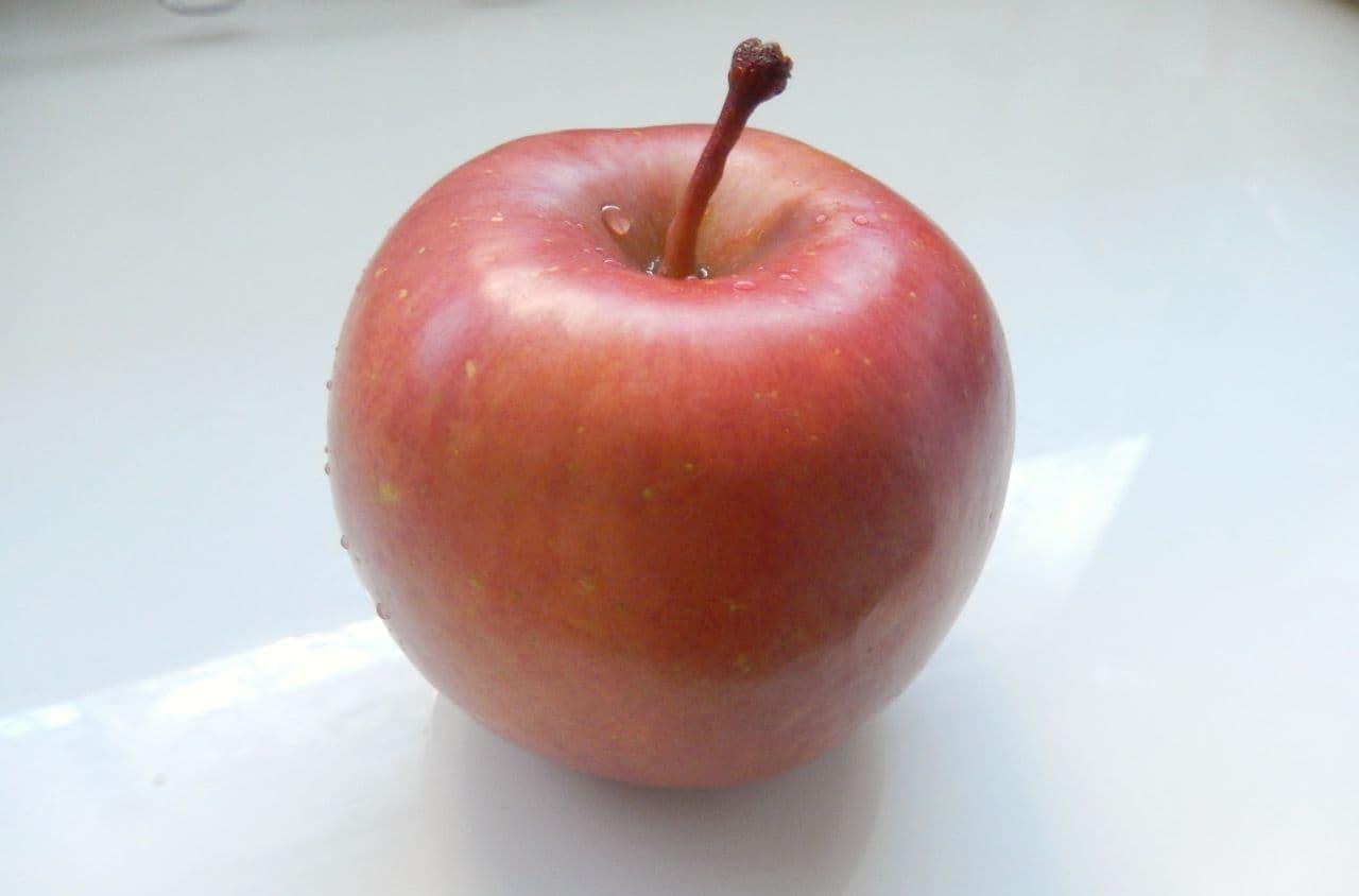 レンジで簡単りんごジャム