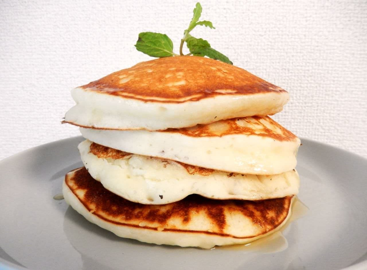 はんぺんパンケーキ