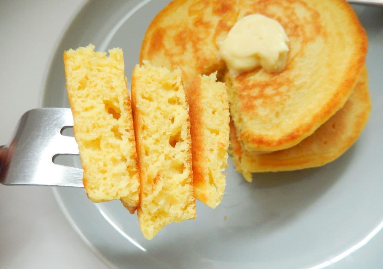 高野豆腐パンケーキ