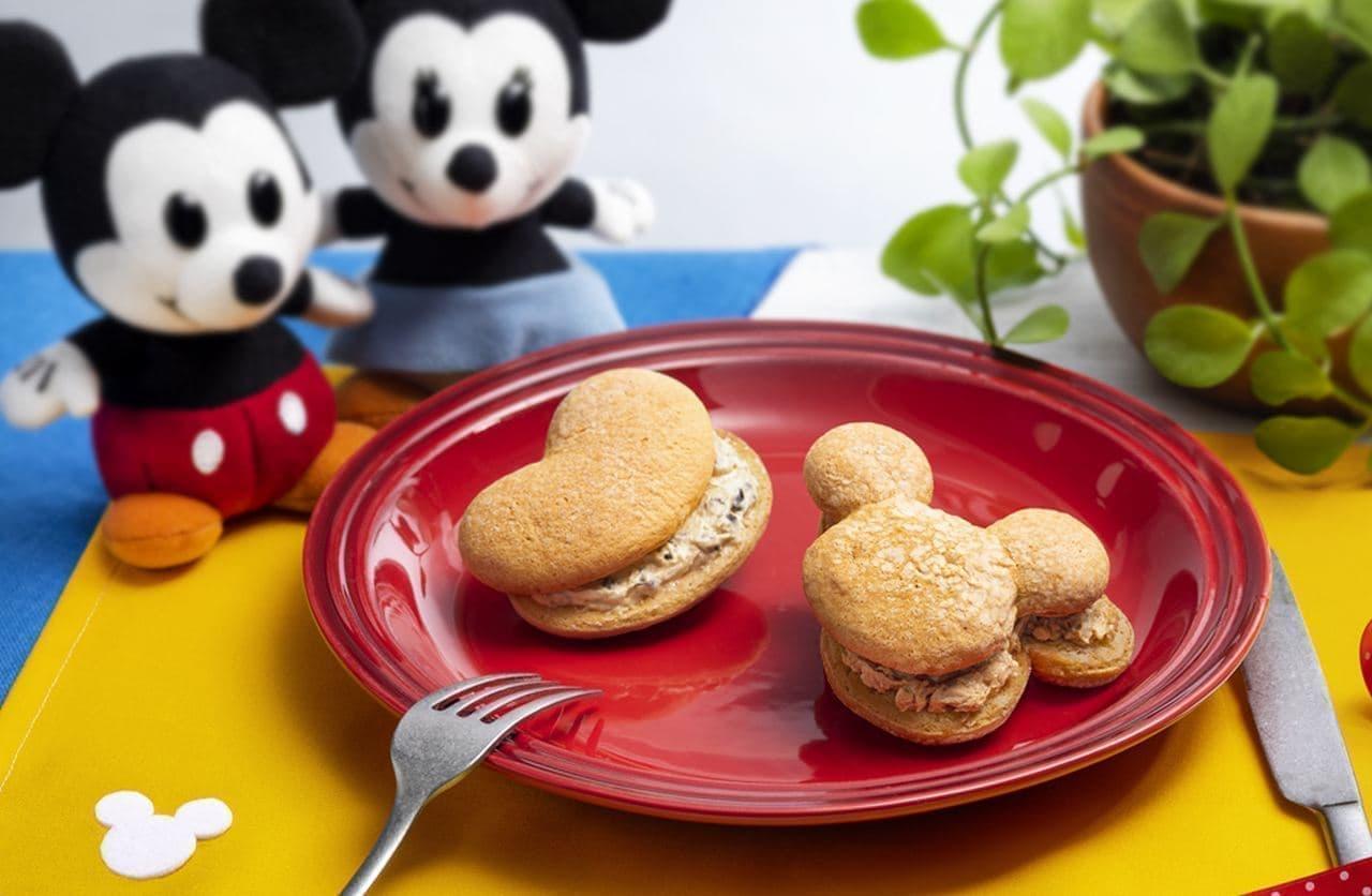 「Disney SWEETS COLLECTION by 東京ばな奈 JR東京駅店」がオープン