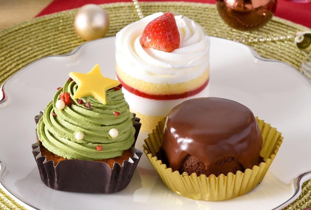 ファミリーマートのクリスマス限定ケーキ