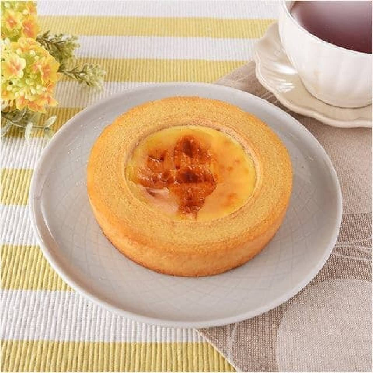 ファミリーマート「ベイクドチーズケーキのバウム」