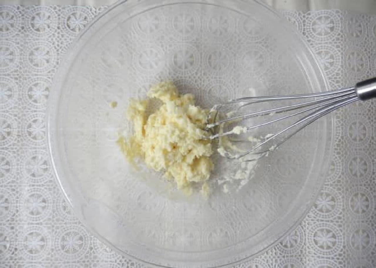 練乳を使ったミルクセーキ