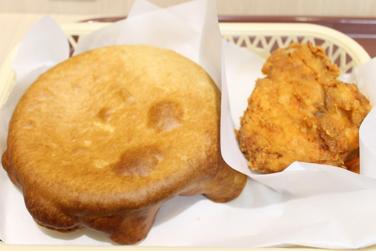 ケンタ冬の定番「チキンクリームポットパイ」&「レッドホットチキン」