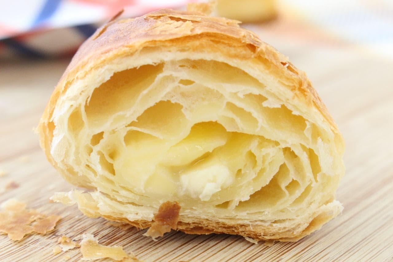 サンマルクの「カマンベールチーズチョコクロ」