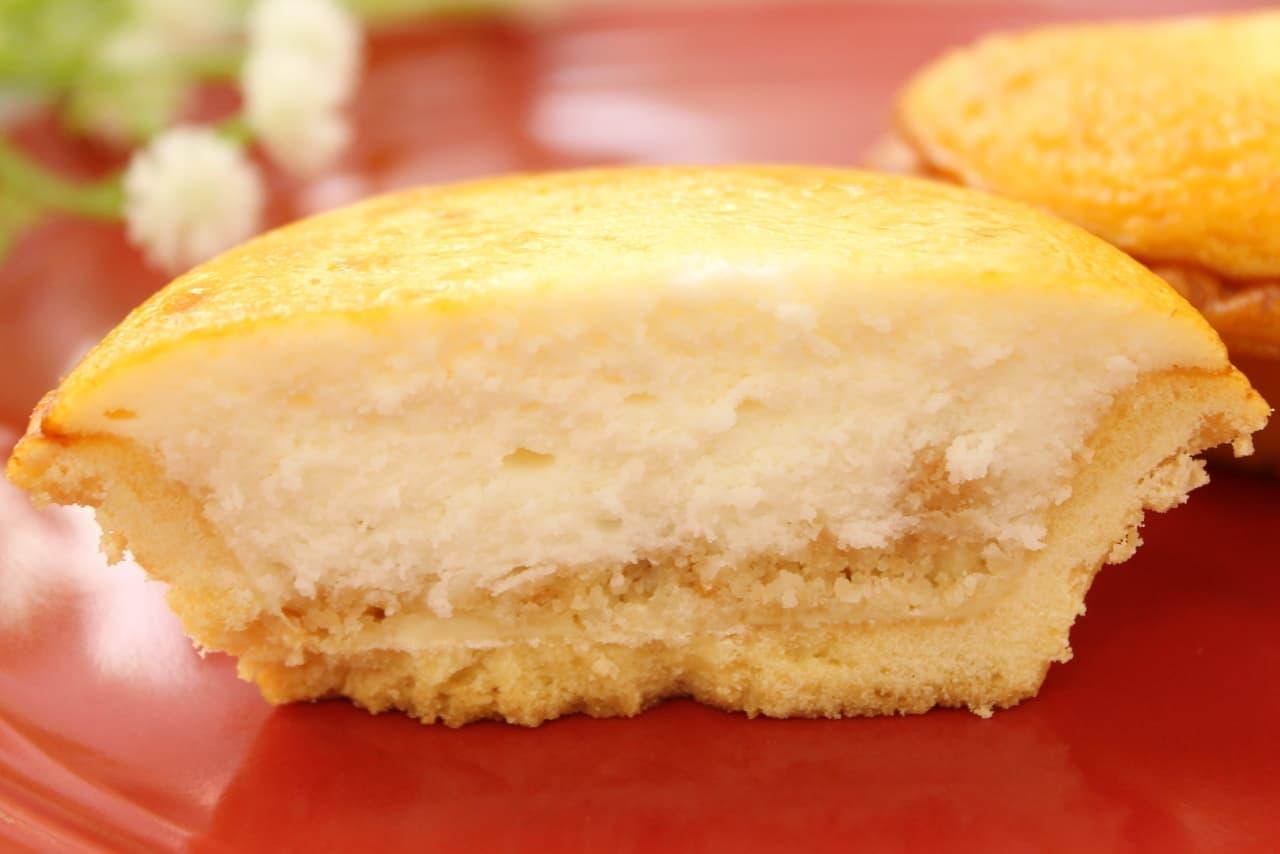 ファミマ限定「焼きチーズタルト」