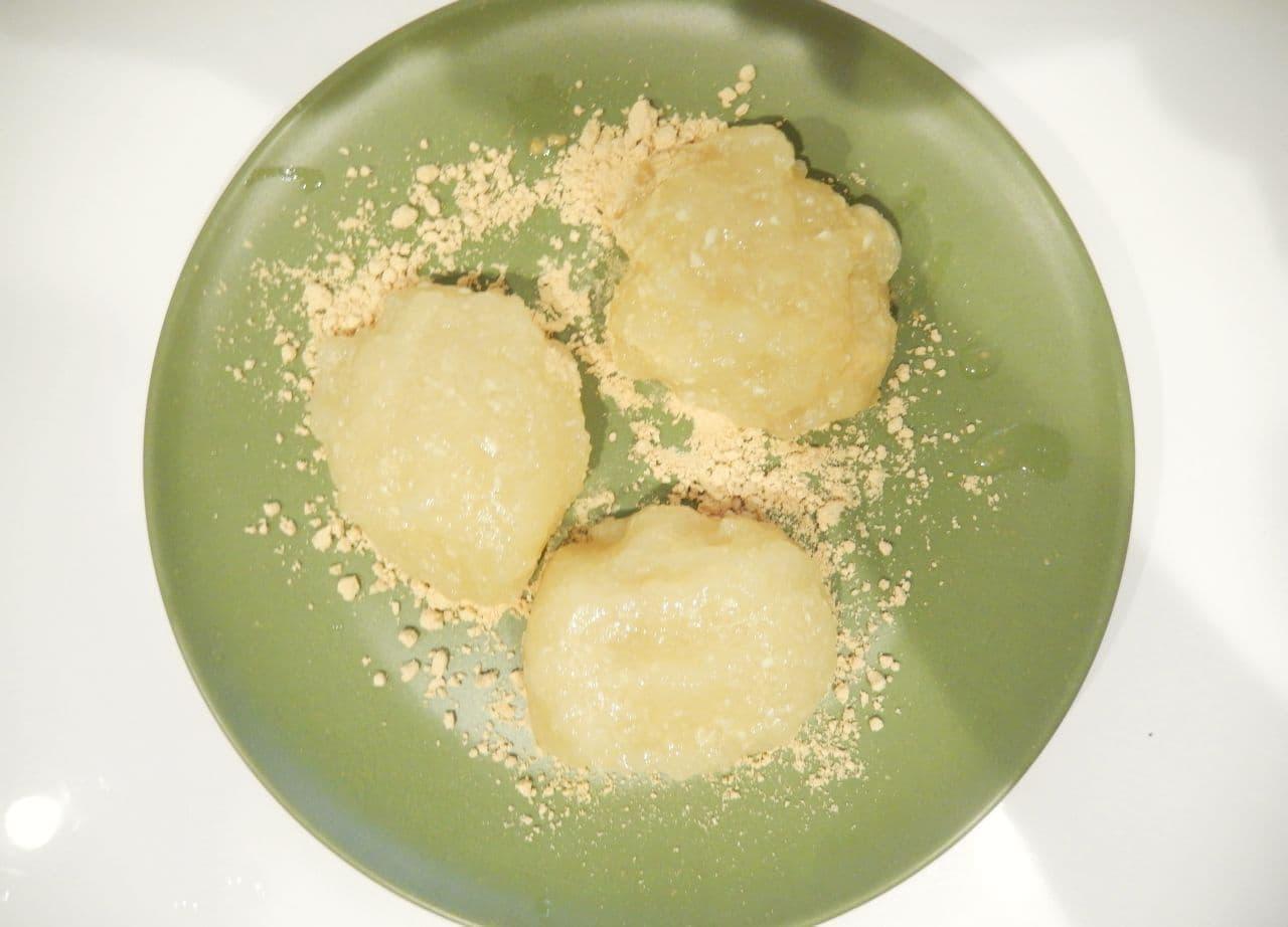 「豆腐もち」の簡単レシピ