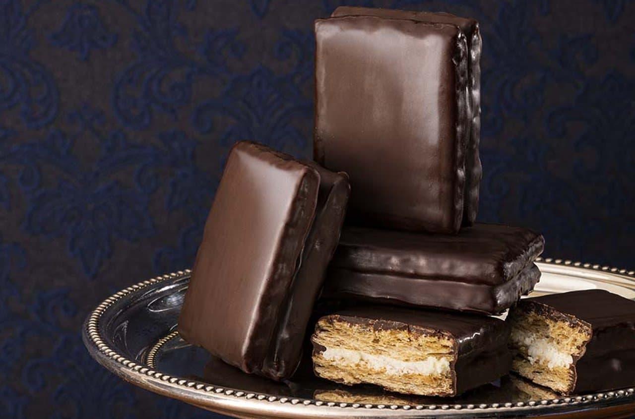 「ショコラがけサンド」シュガーバターの木から