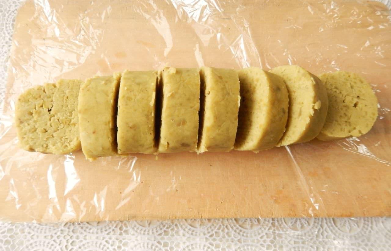 さつまいもの黄金焼き