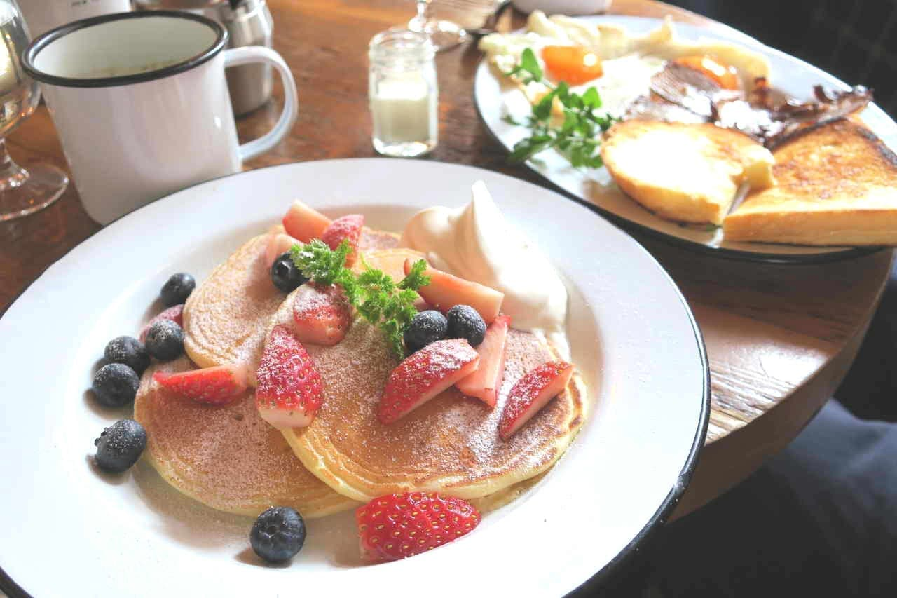 恵比寿デイアンドナイト 朝食