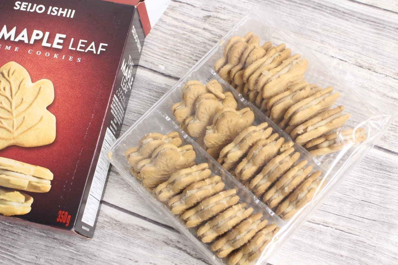 成城石井メープルクッキー