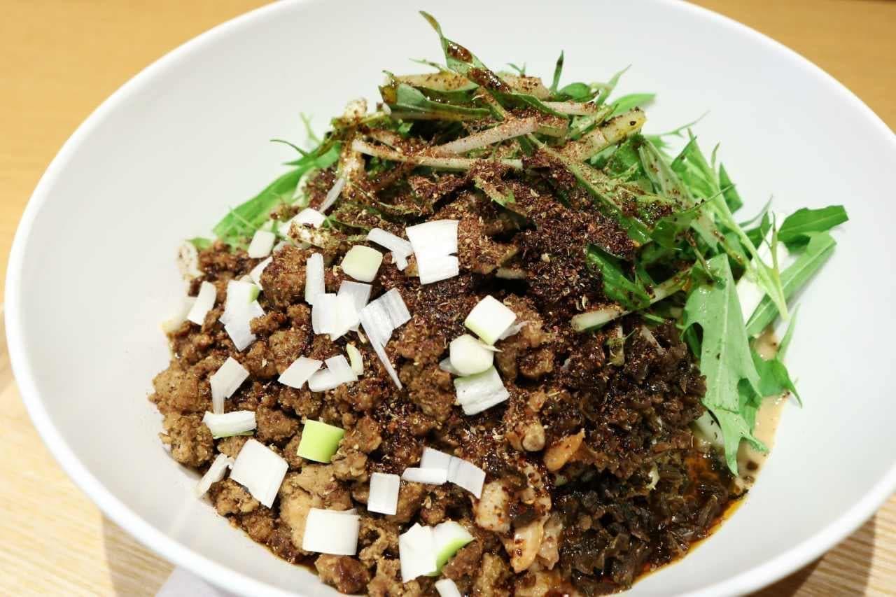 マロチカの汁なし担担麺ピリリ「汁なし担担麺 白胡麻」