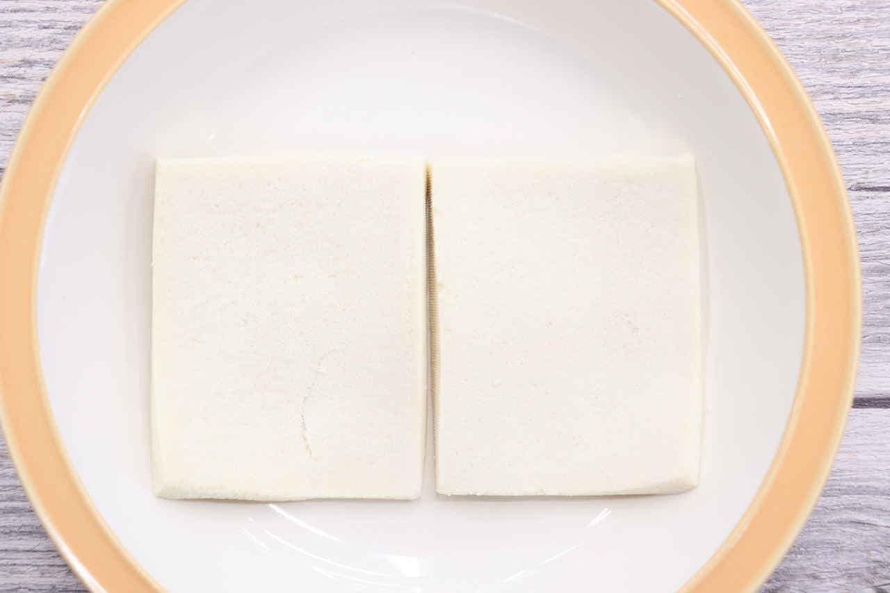 高野豆腐のラザニア