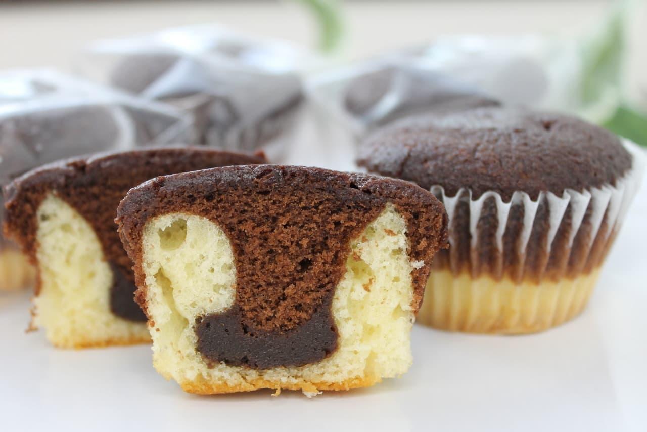 無印良品の「大袋 生チョコケーキ 6個」