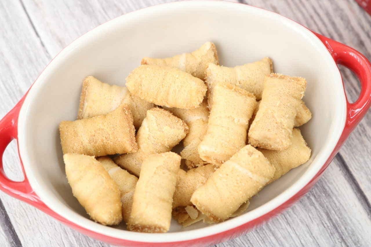 ピーナッツバターピロー