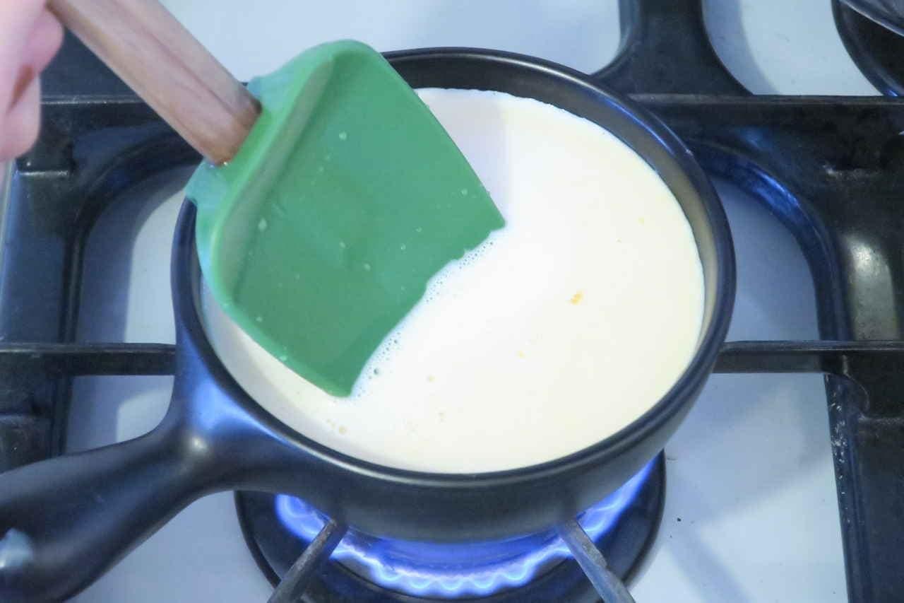 エッグノッグのレシピ