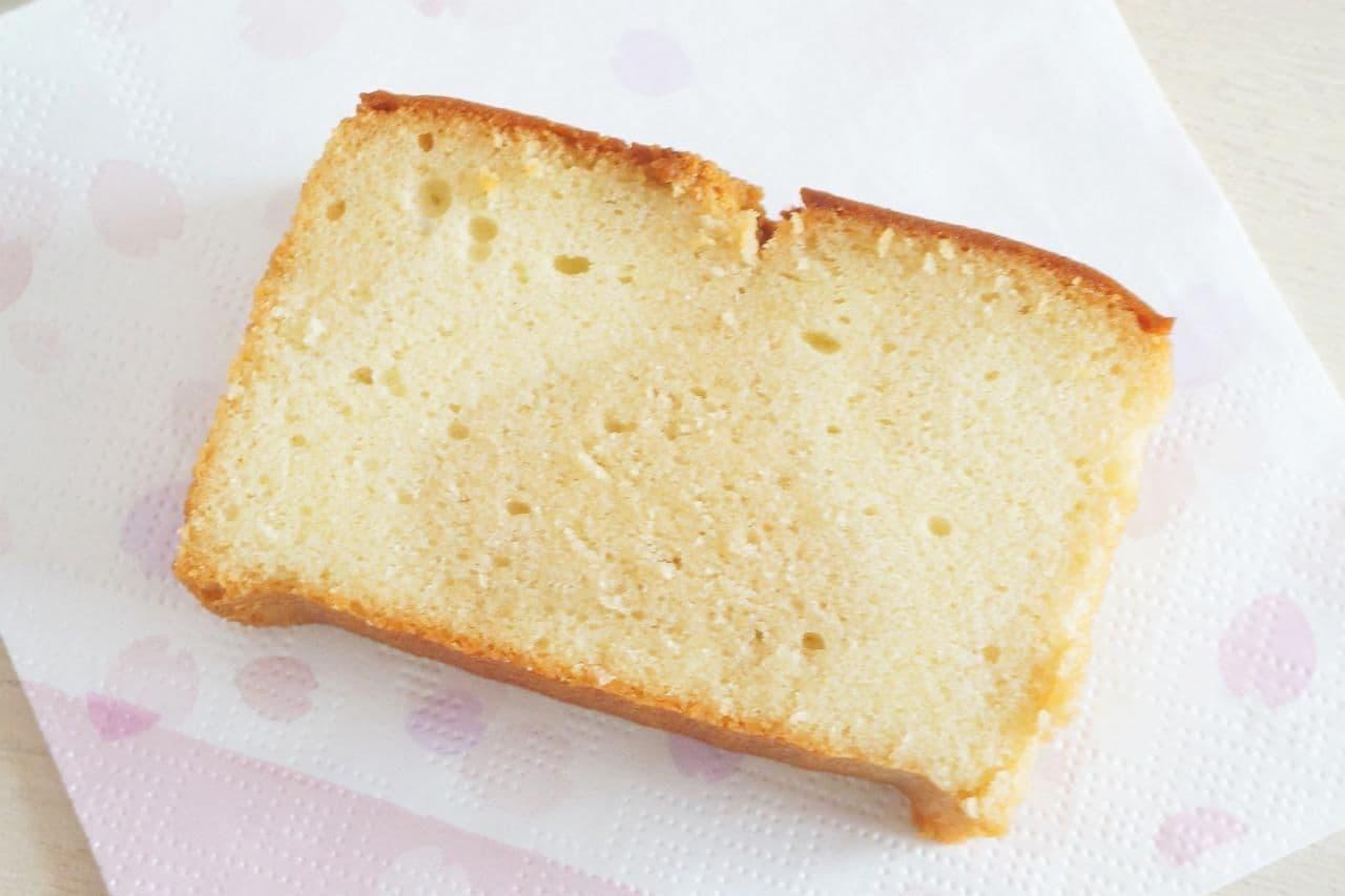 資生堂パーラー「ブランデーケーキ」