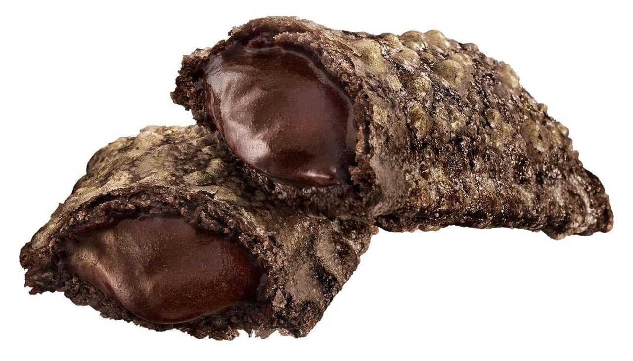マクドナルド「大人のクリームパイ ベルギーショコラ」