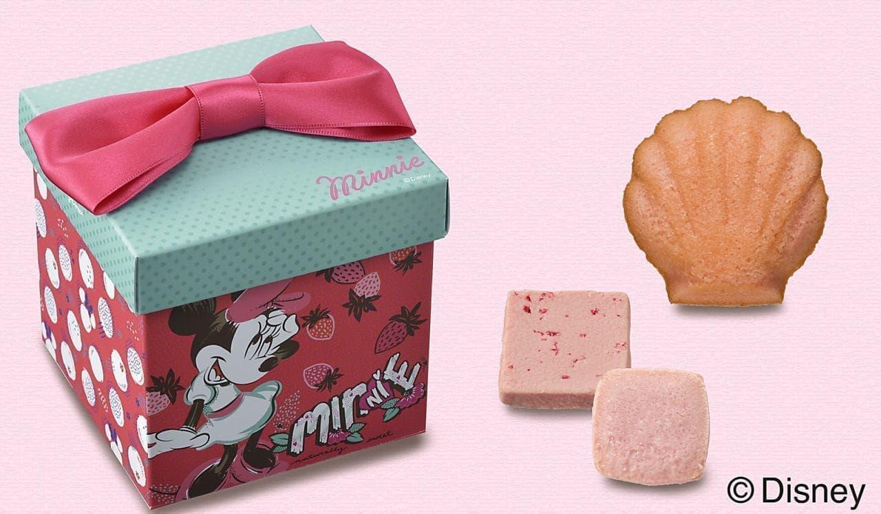 銀座コージーコーナー「<ミニーマウス>ベリー・ベリー・ボックス」