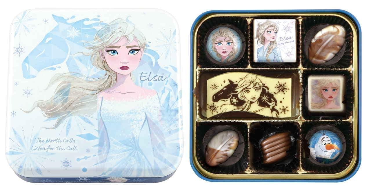 アナと雪の女王 イオン バレンタインギフト
