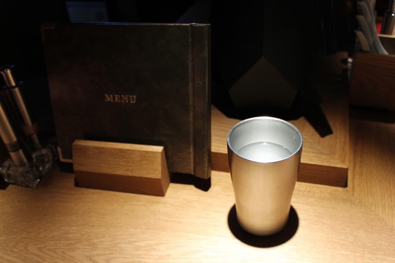 南新宿「楢製麺」の「特製塩」