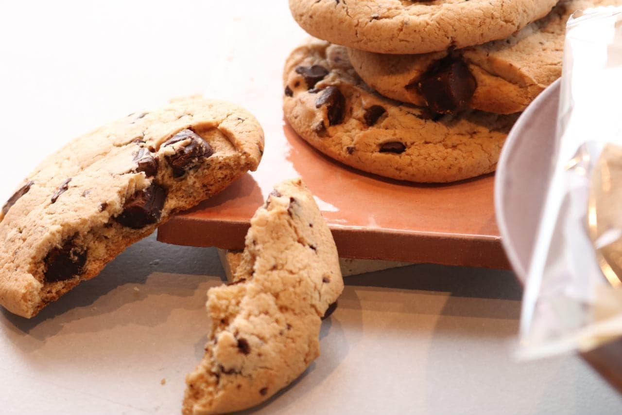 スタバ「チョコレートチャンククッキー」