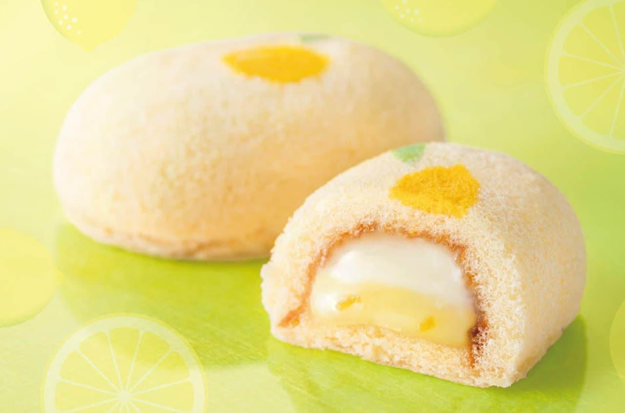 東京ばな奈「春先きレモンケーキ」期間限定で