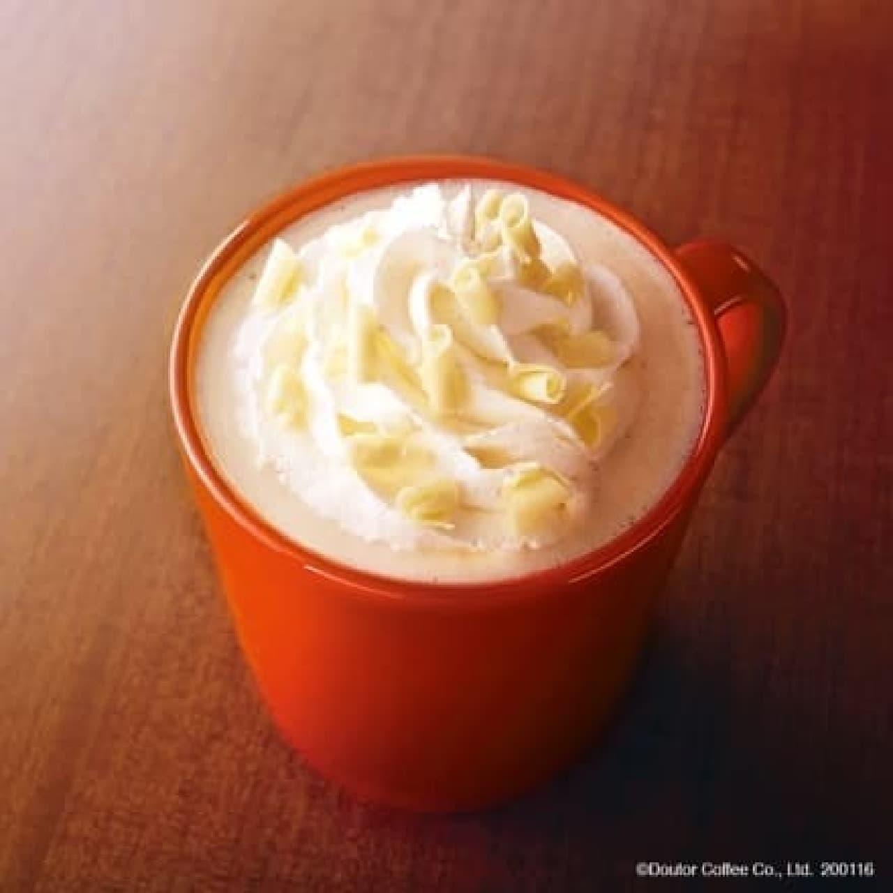 エクセルシオール カフェ「ホワイトショコラモカ」