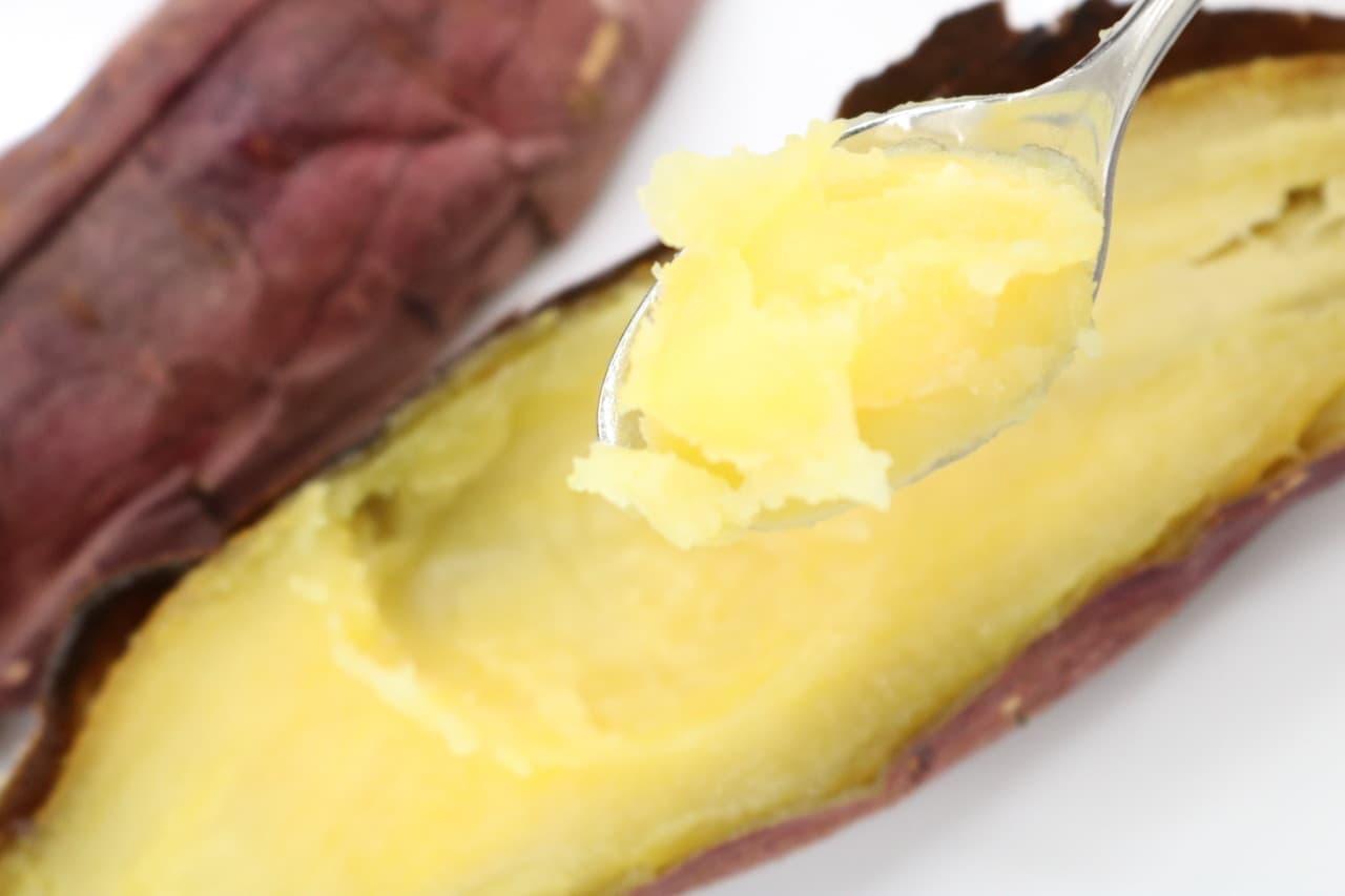 冷凍焼き芋 焼芋の冷凍保存