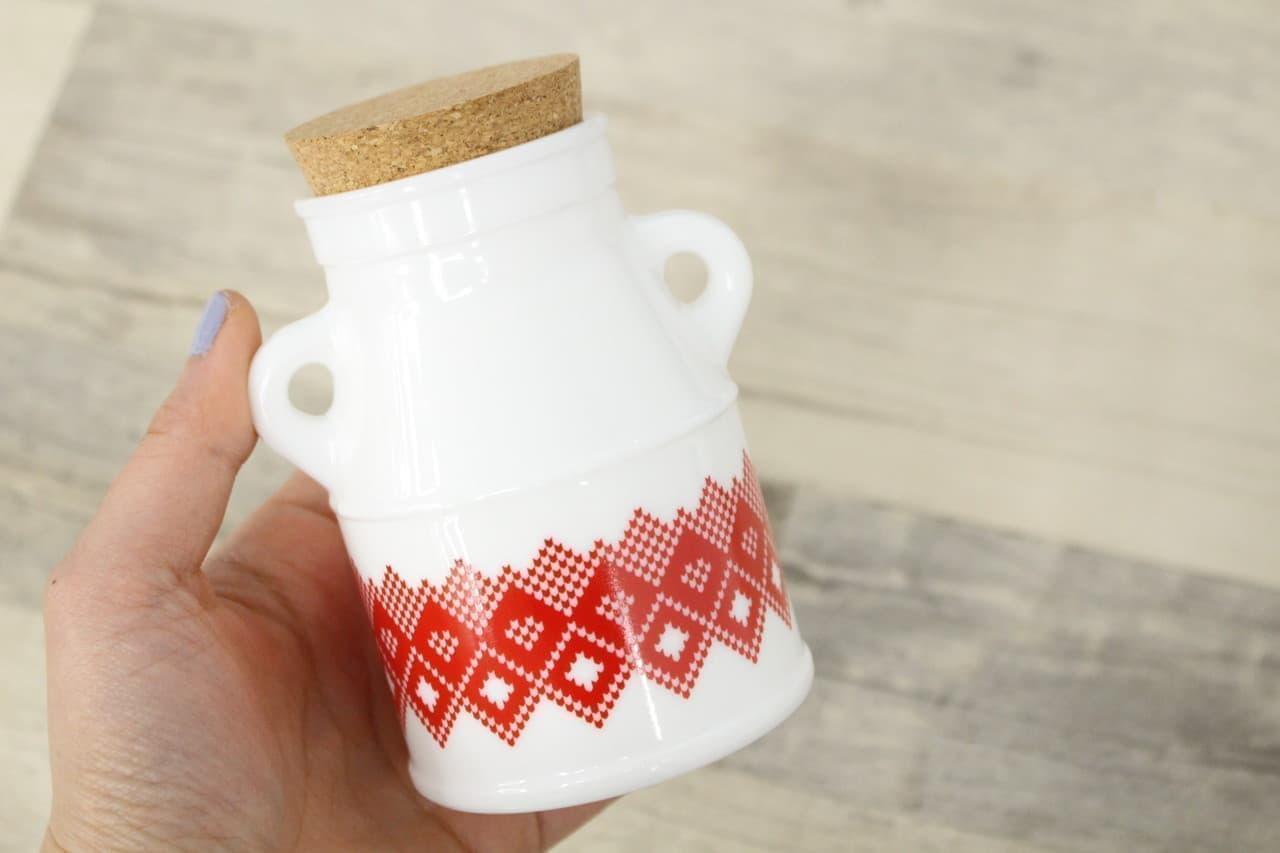 ミルク瓶ABCクラシックココア